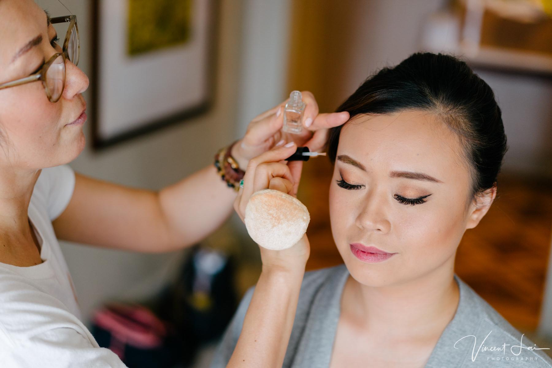 Emiko Japanese Hair & Makeup Artist by Vincent Lai Photography