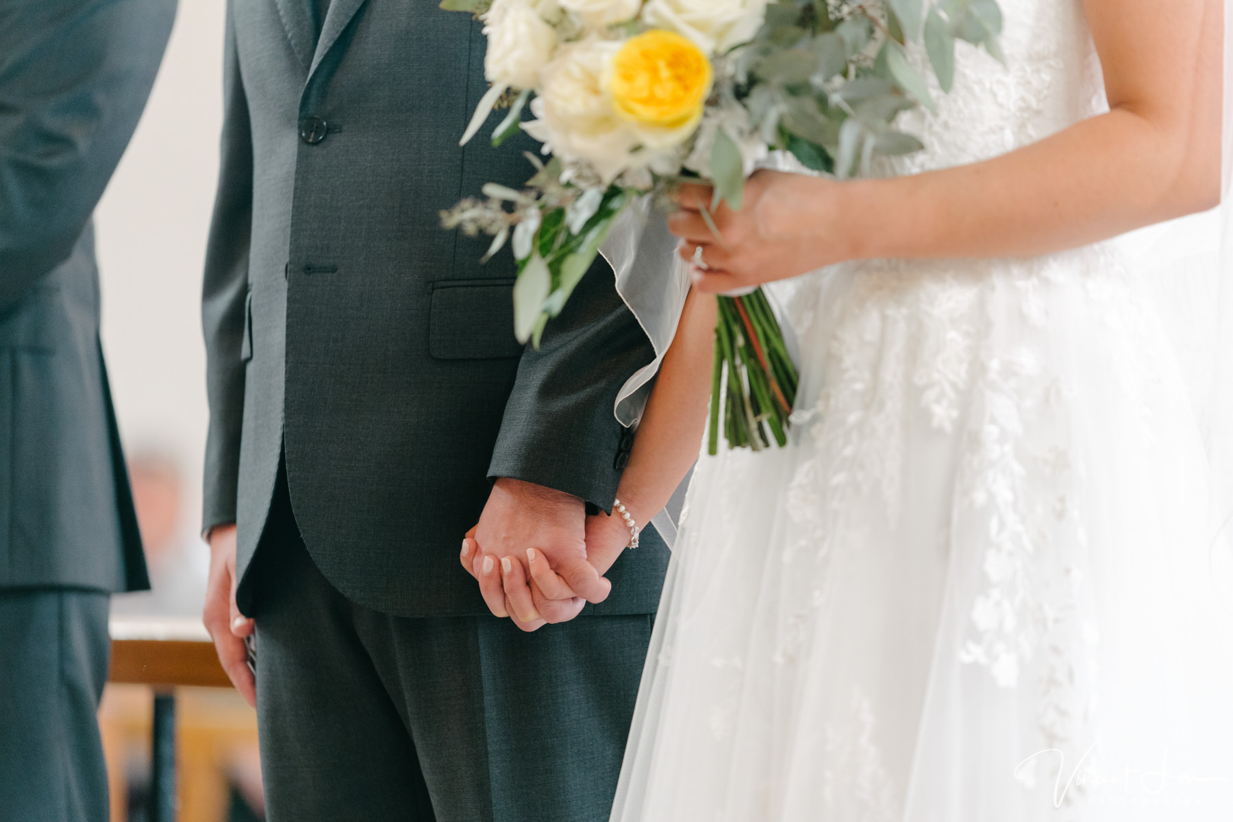 Wedding at St Nicholas Greek Orthodox Church and Sergeants Mess Reception