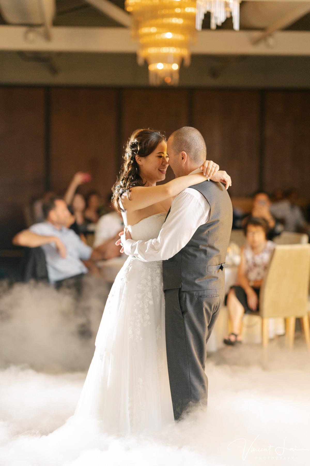Sergeants Mess Wedding Photographer