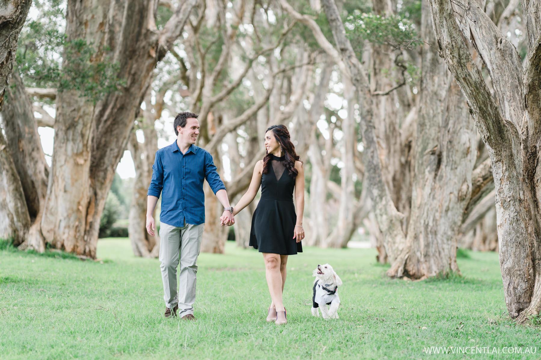Prewedding Photos at Centennial Park