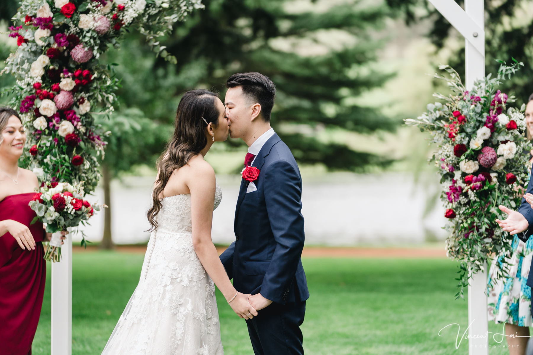 Beautiful Southern Highlands Bendooley Estate Wedding