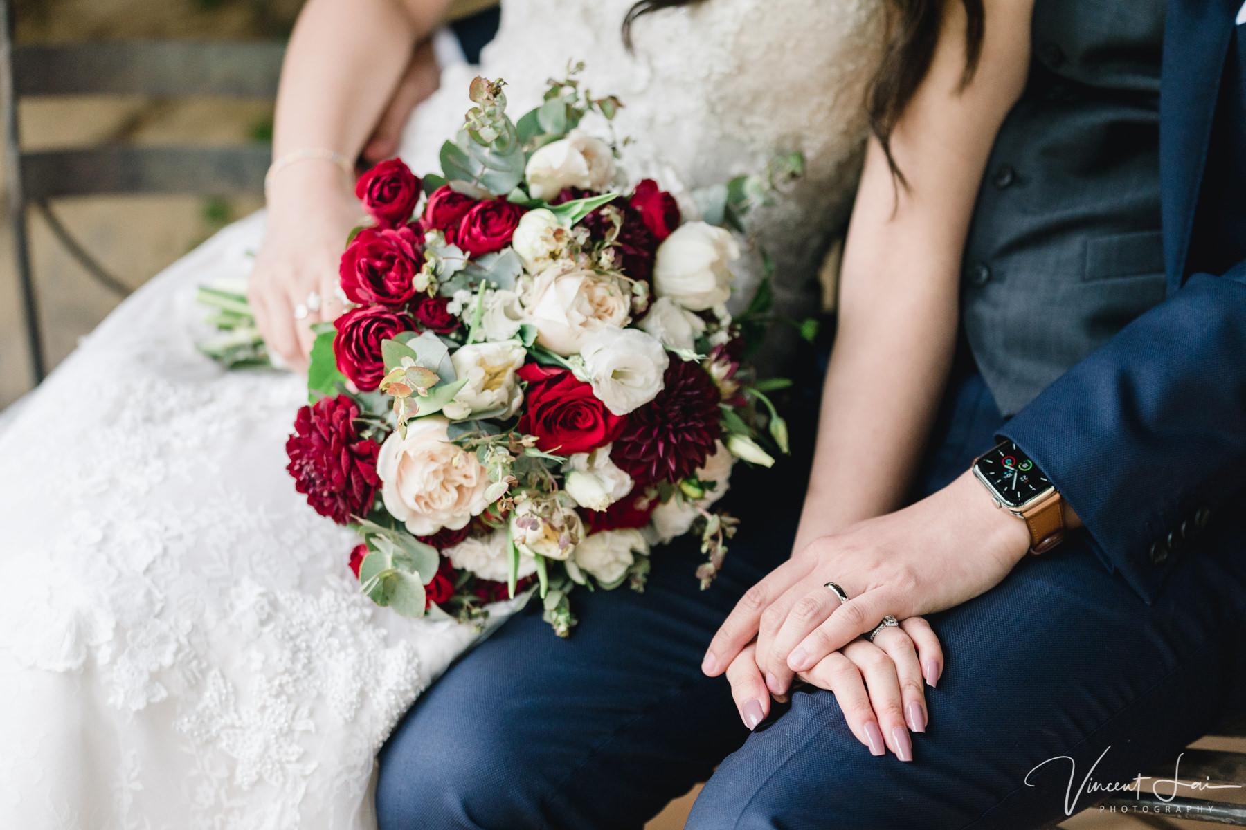 Real Wedding Bendooley Estate Vincent Lai