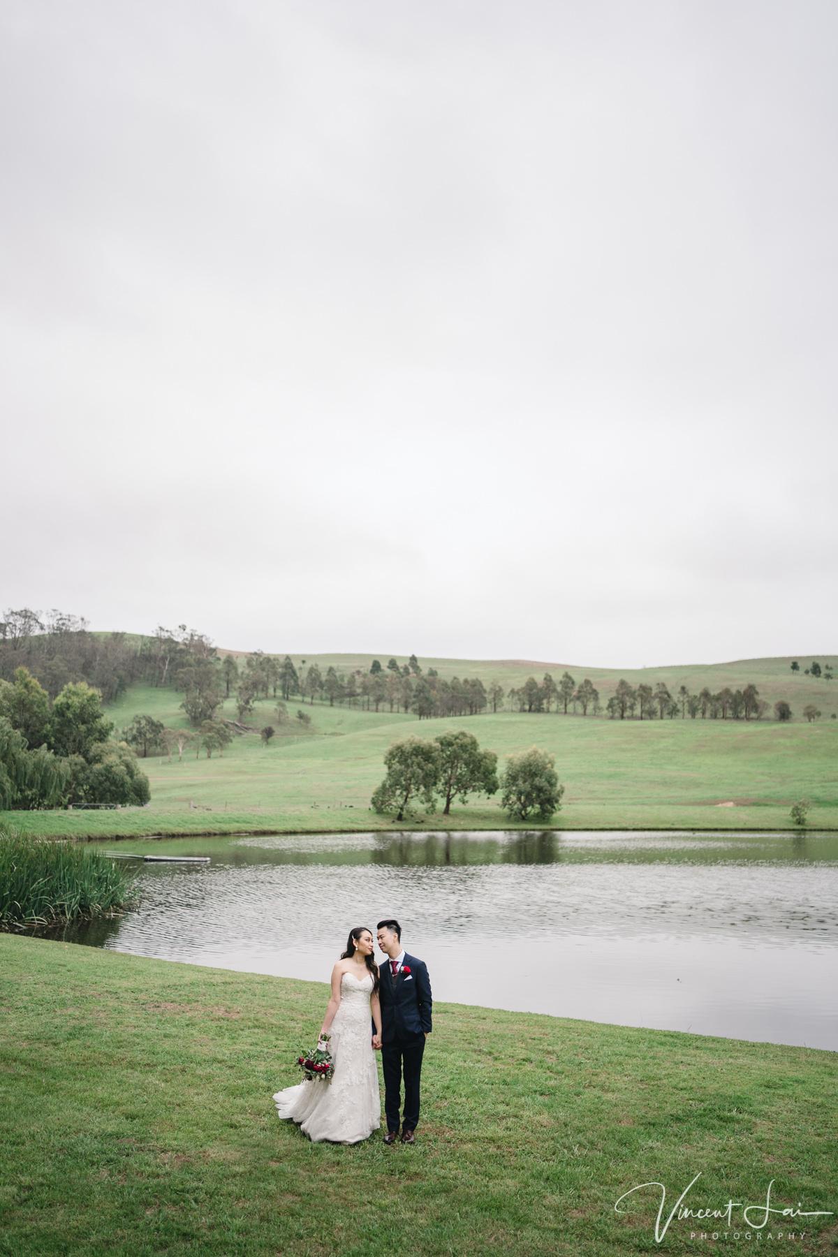 Bendooley Estate Wedding Day