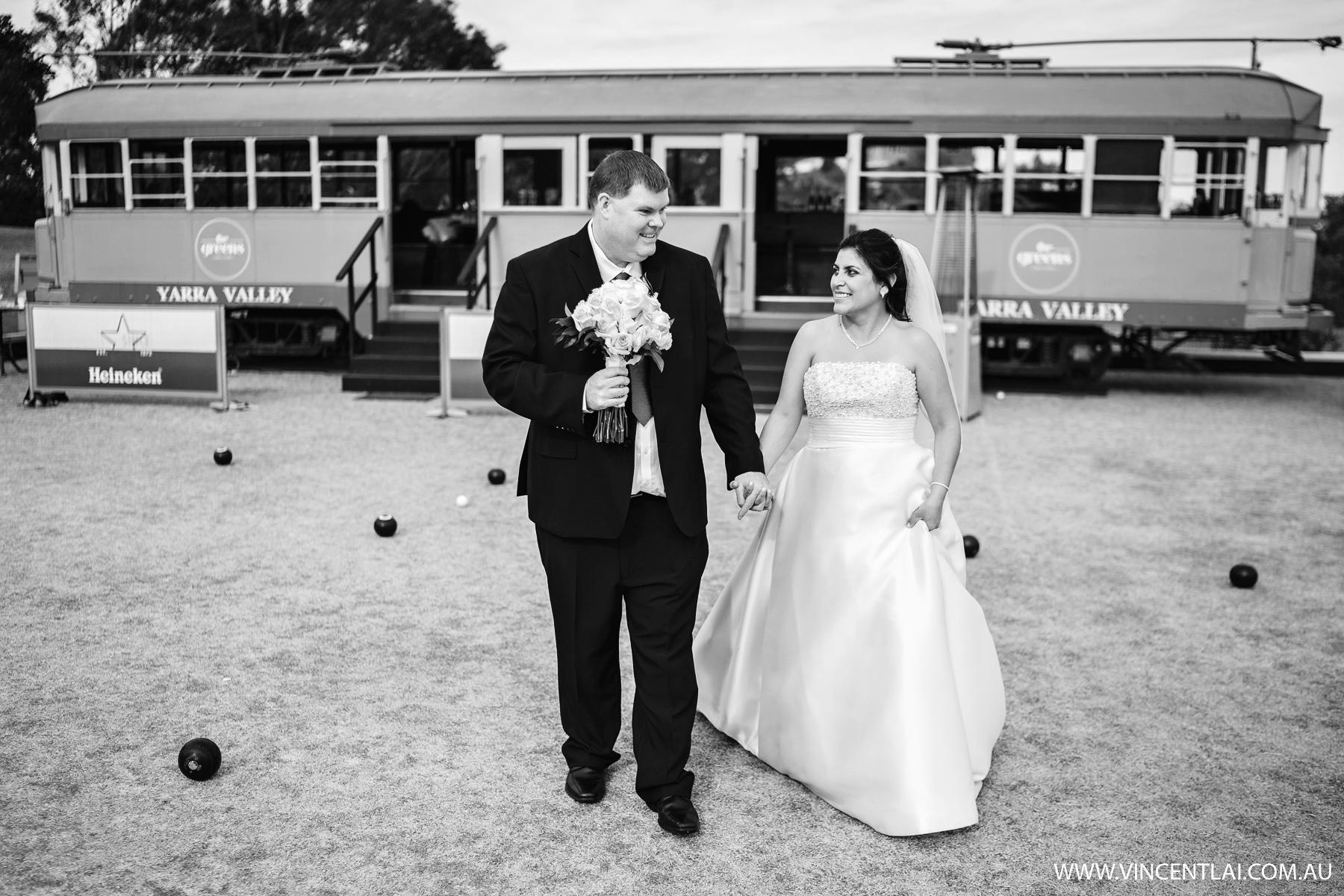 The Greens North Sydney Wedding