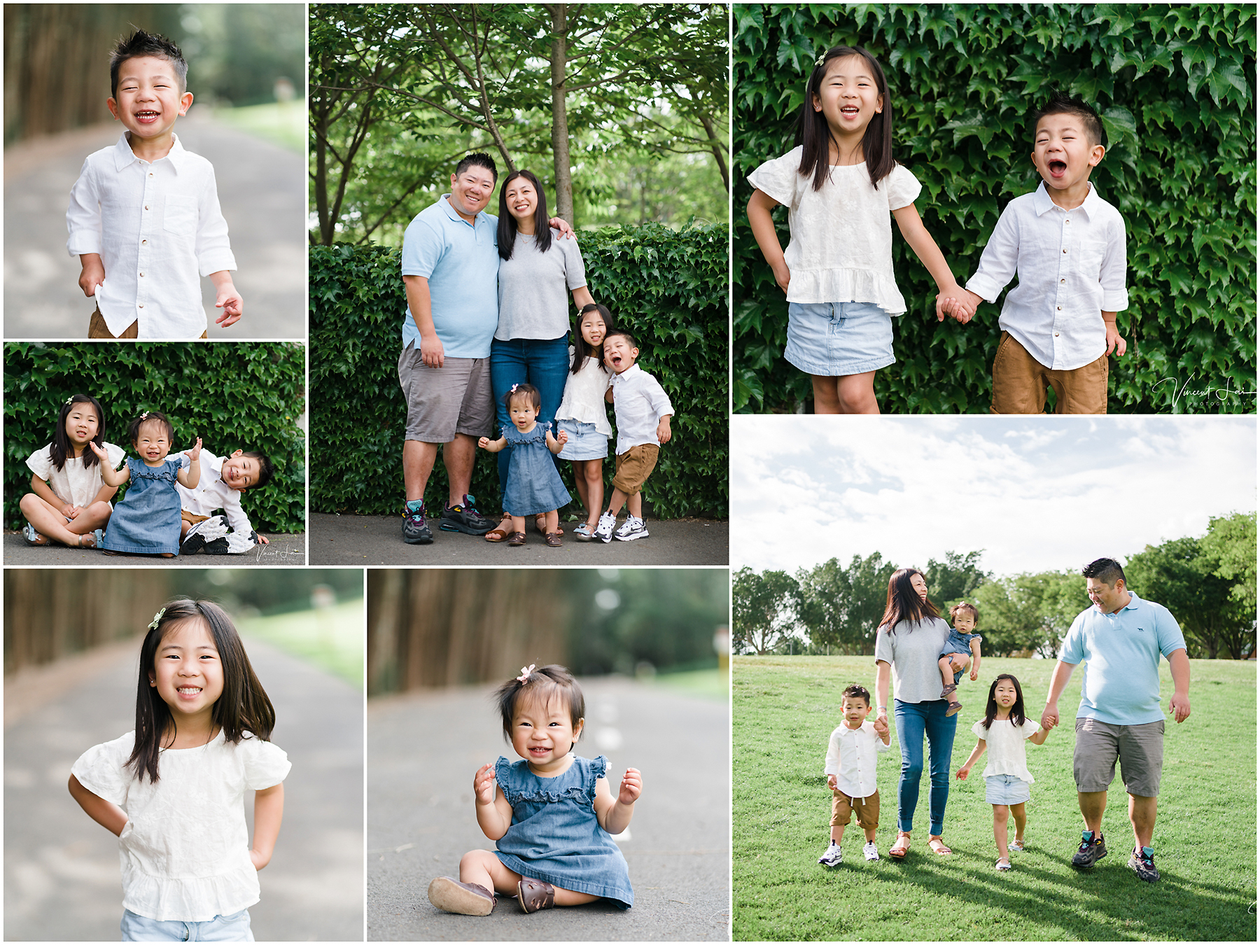Christmas Family Photo Sessions
