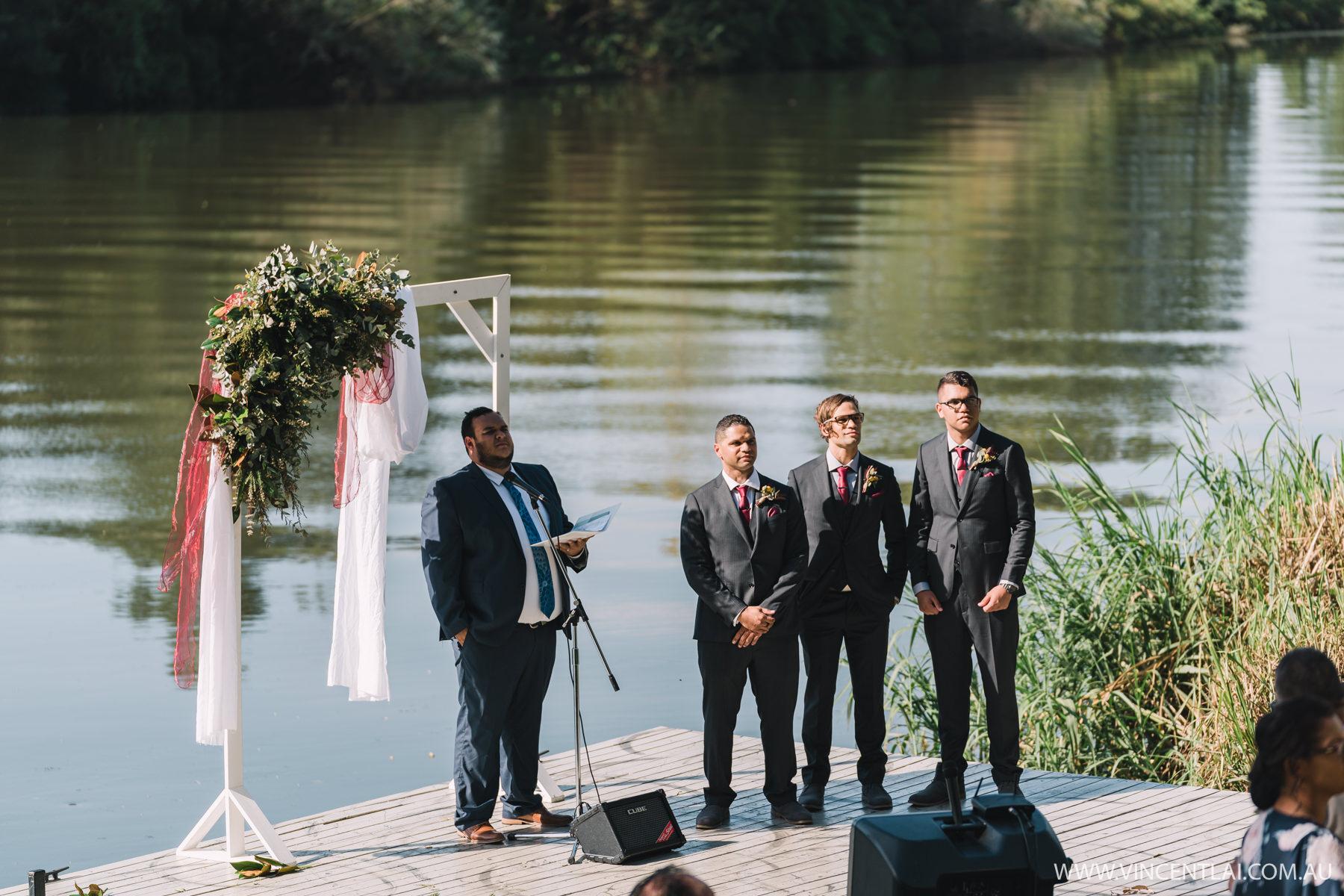 Autumn Wedding at Hawkesbury Country Retreat