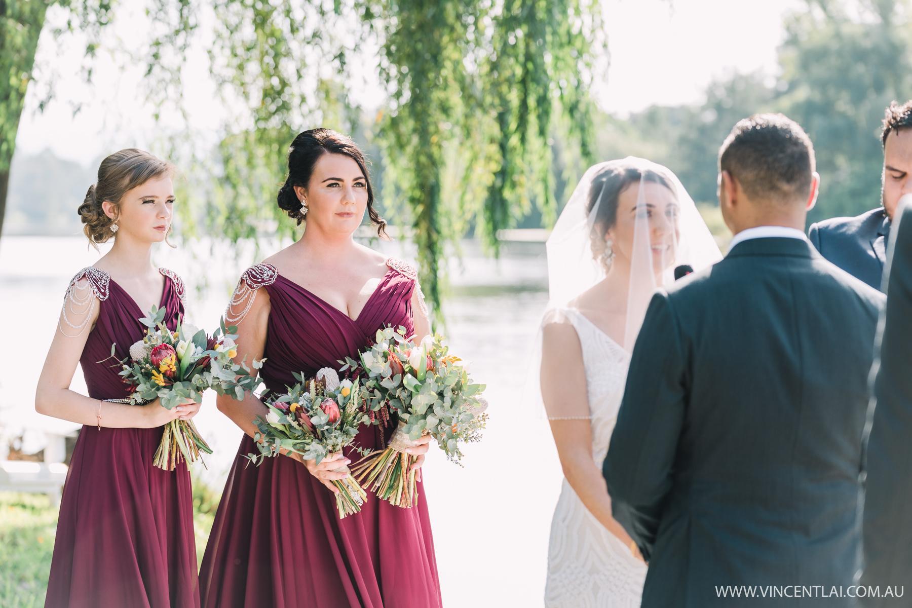 Hawkesbury Country Retreat Wedding