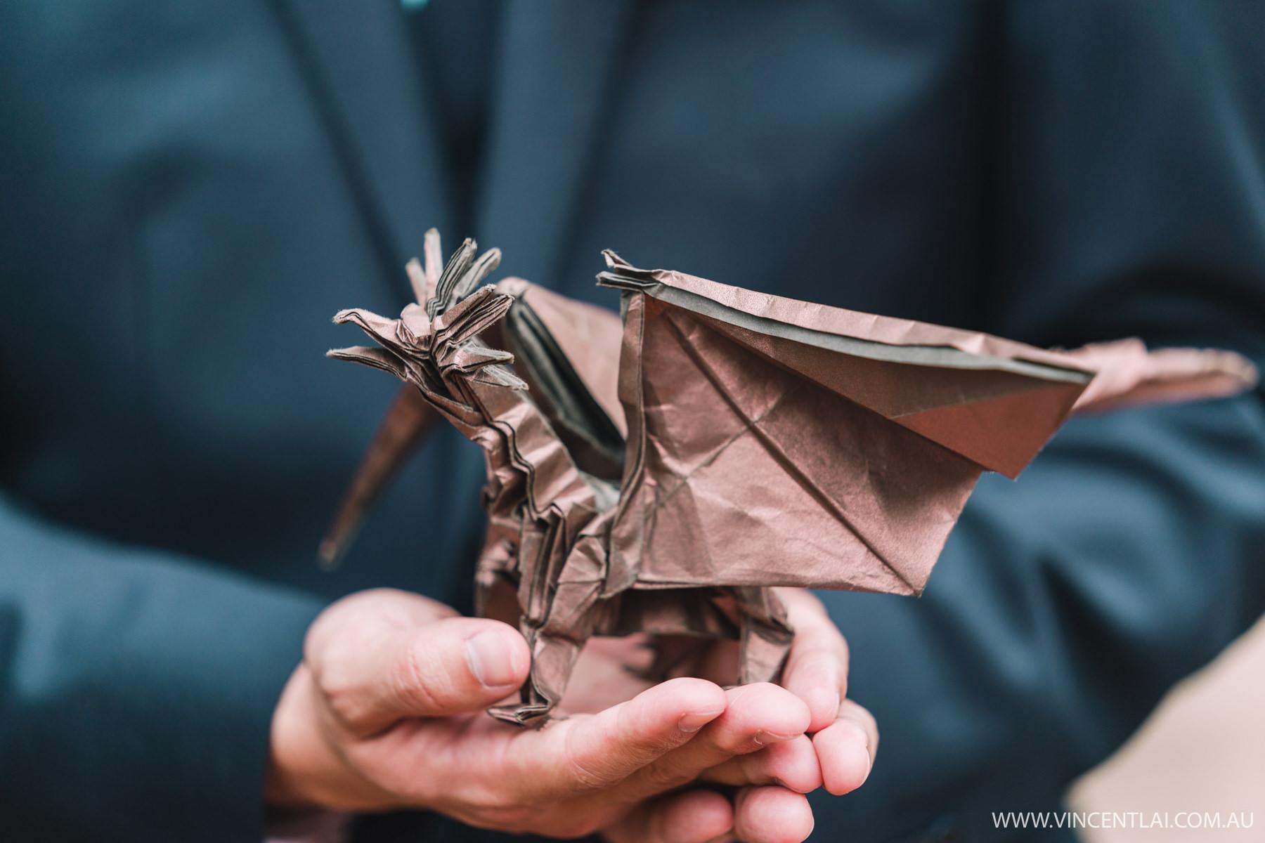 Middle Earth Dragon Wedding