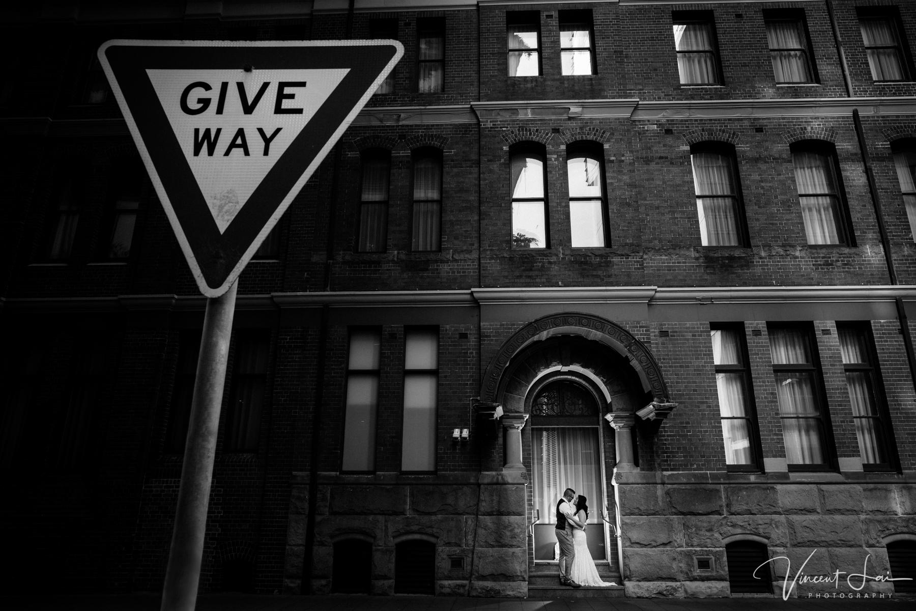 Sydney Creative Wedding Photographer