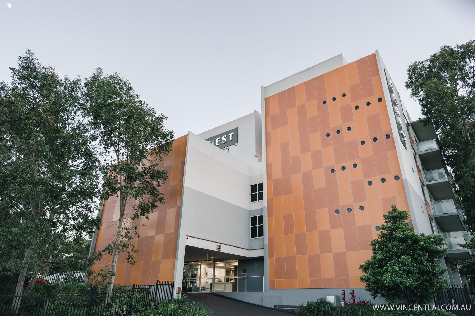 Quest Campbelltown Apartment