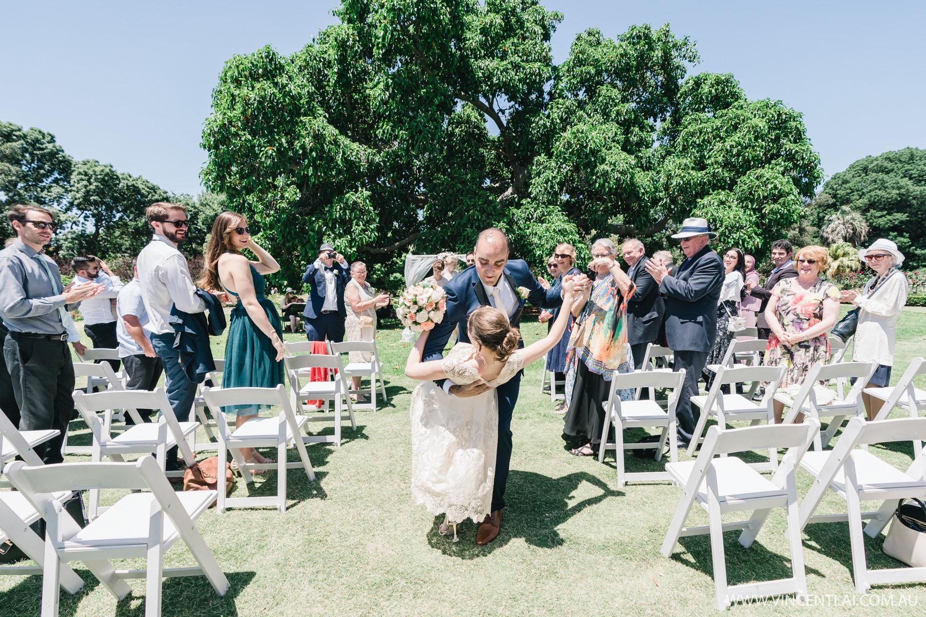 WeddingRose Garden Pavilion and Lawn
