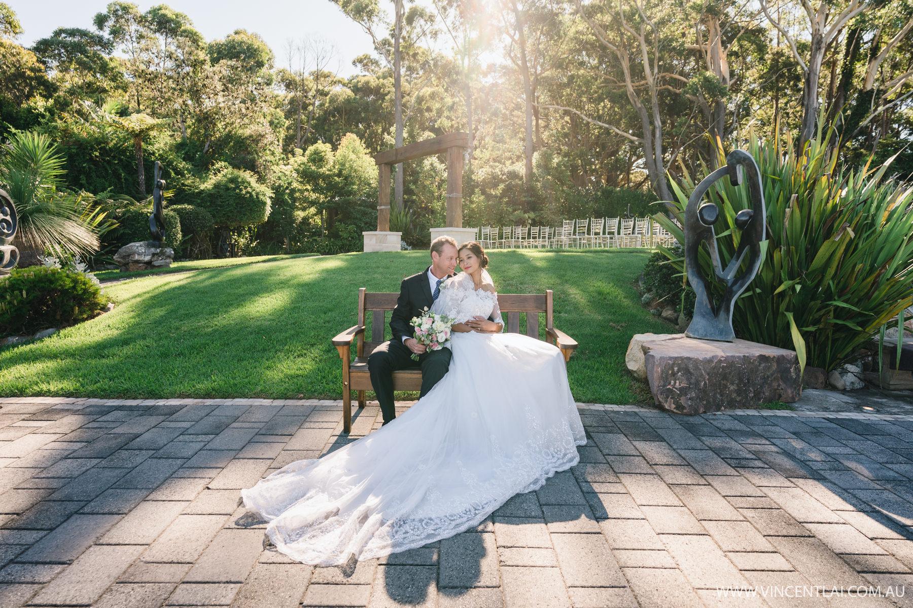 Tumbling Waters Retreat Wedding