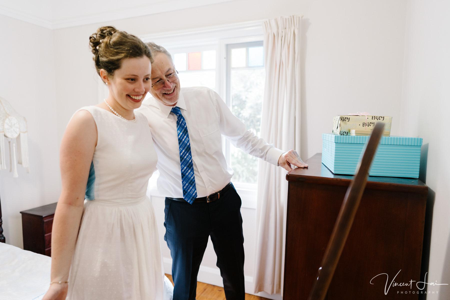 Sydney Candid Wedding Photographer
