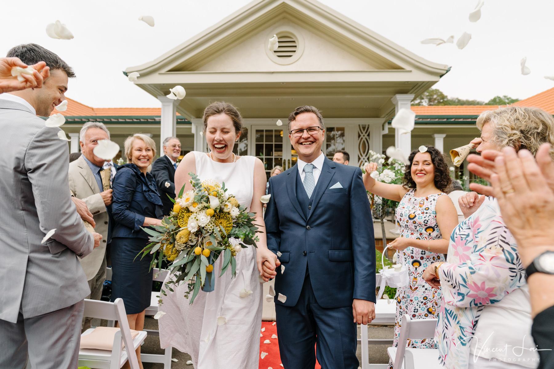 Avondale Golf Club Wedding Photographer