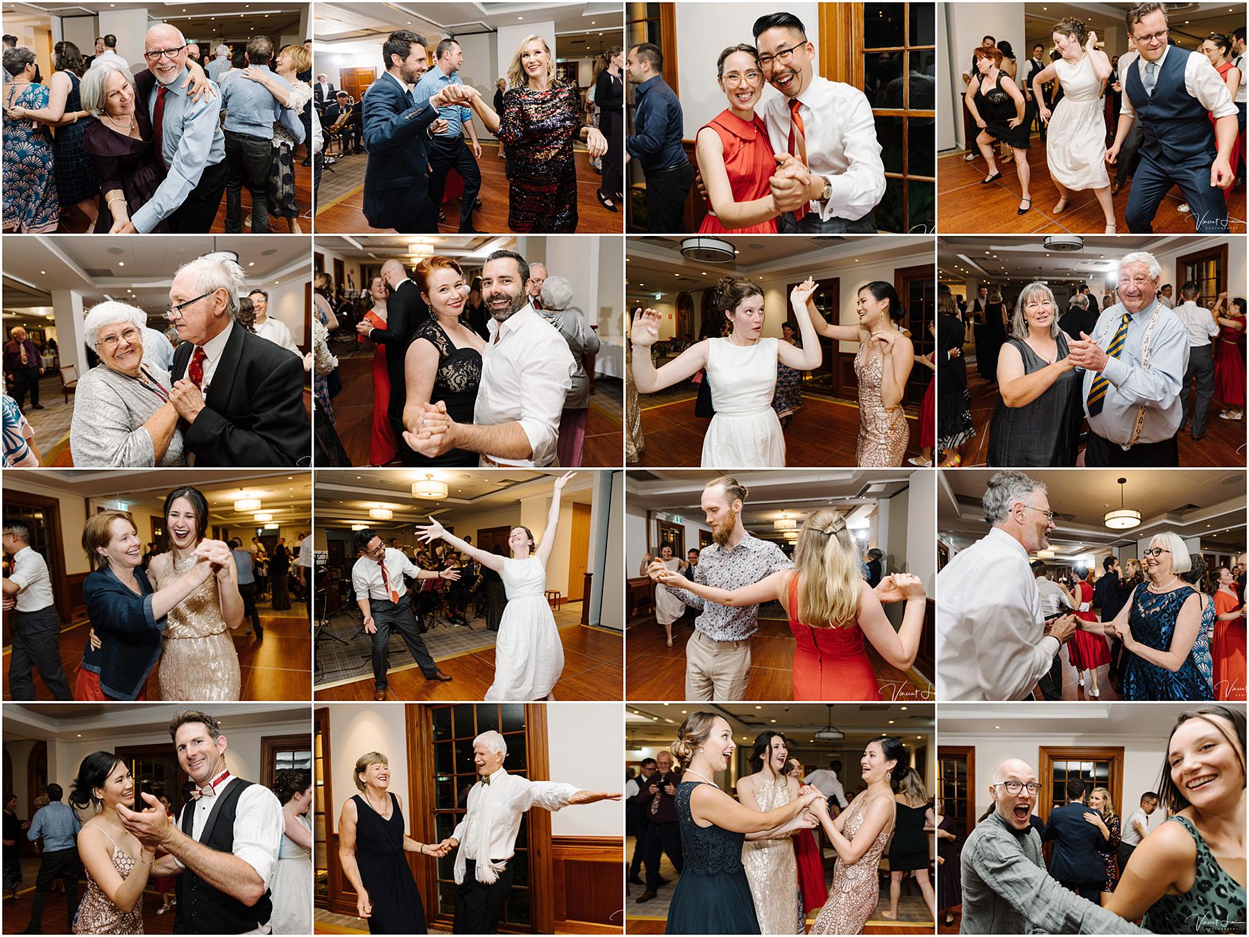 Wedding at Avondale Golf Club Pymble