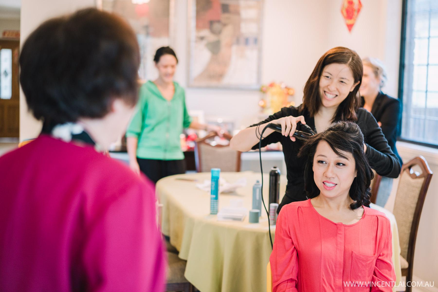 Stella Lee Wedding Hair and Makeup