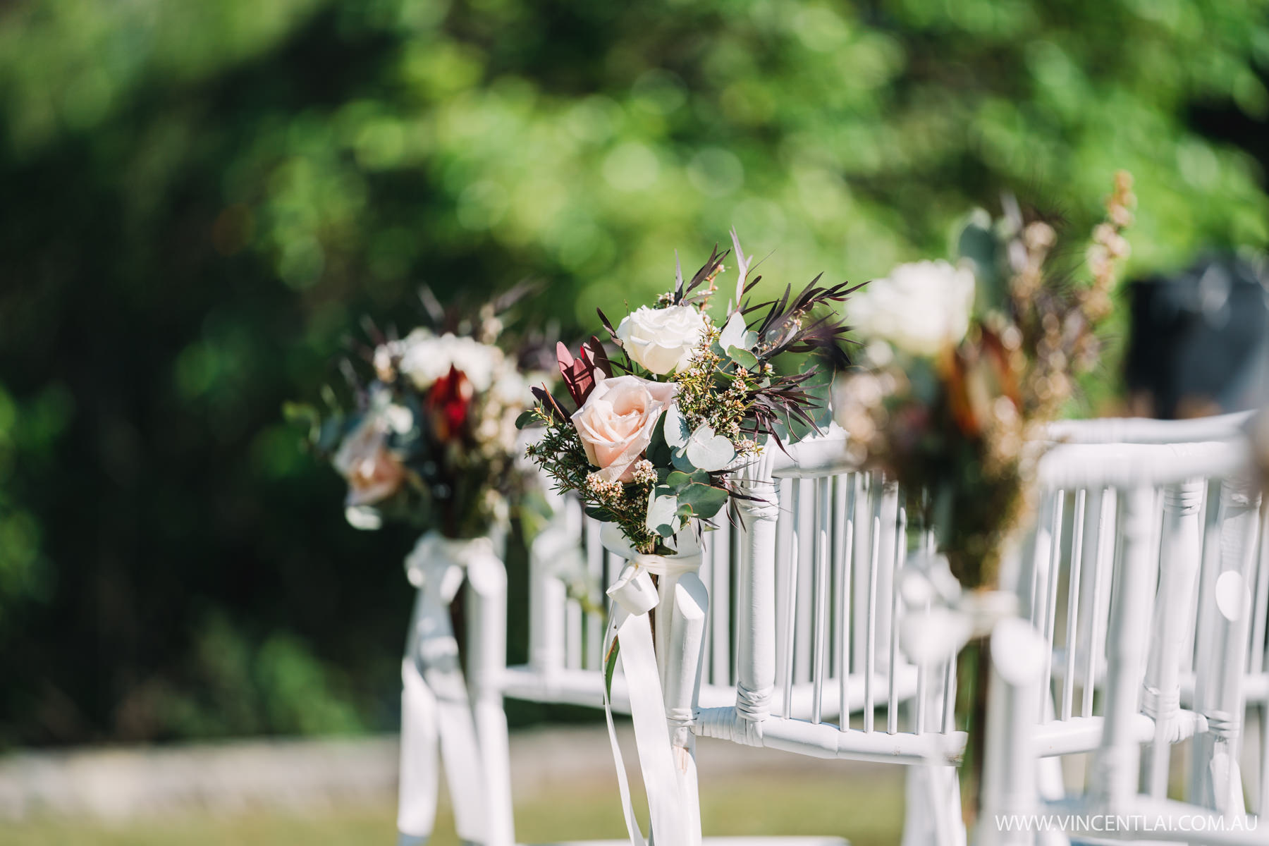 Athol Hall Ashton park Wedding