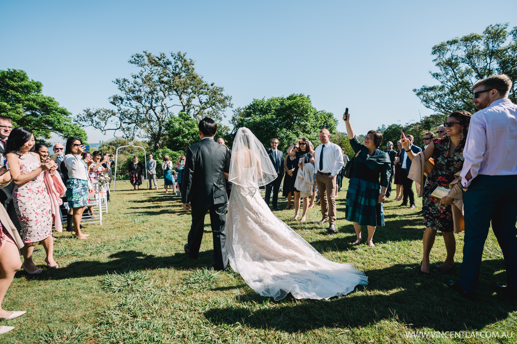 Athol Hall Wedding Photography