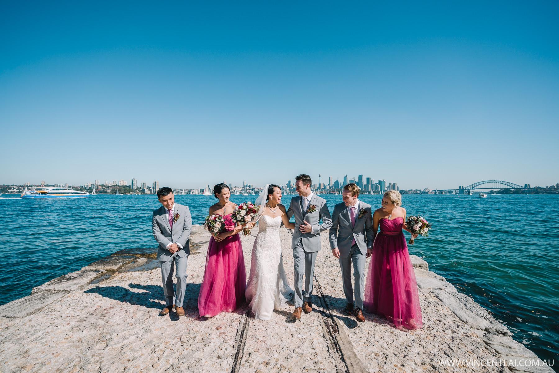 Mosman Wedding Photography
