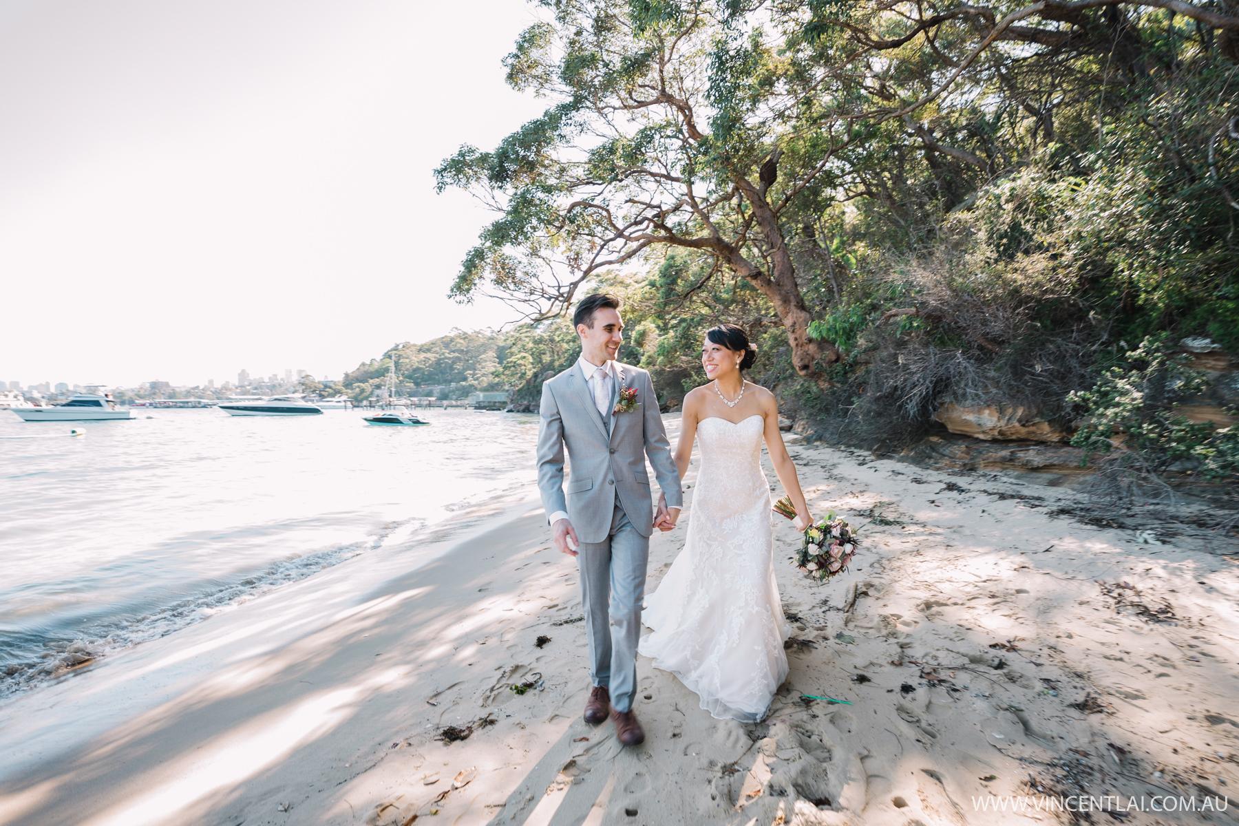 Mosman Wedding Photographer
