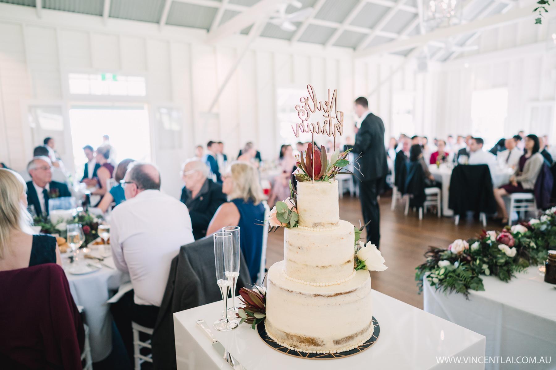 Athol Hall Wedding Reception