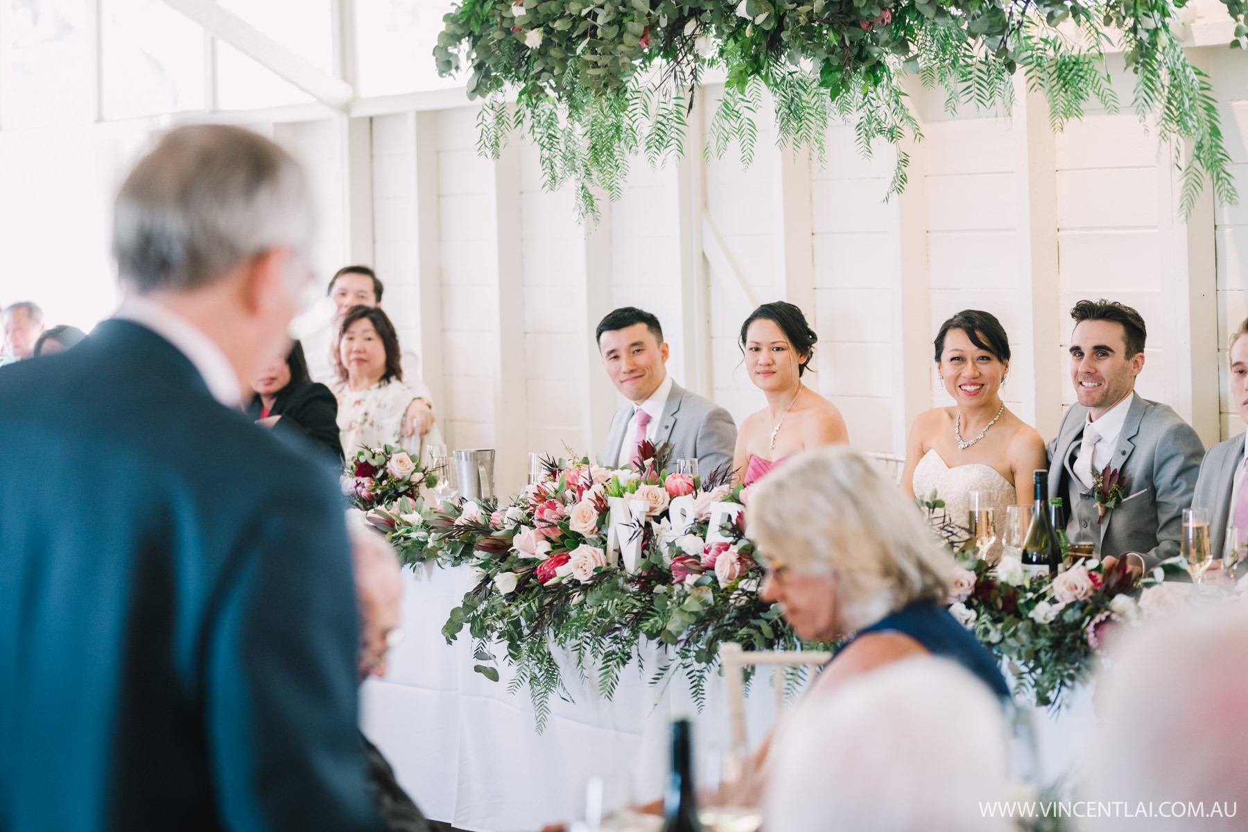 Wedding at Athol Hall Mosman