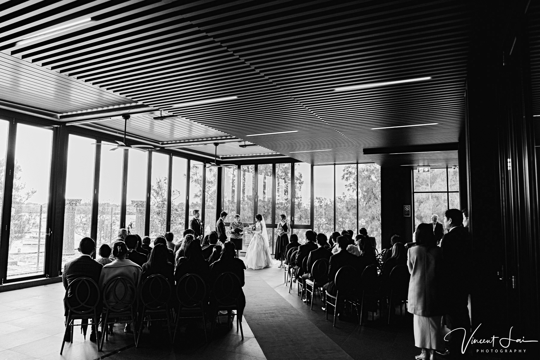 Wedding at Montage The Glass House by Navarra Lilyfield