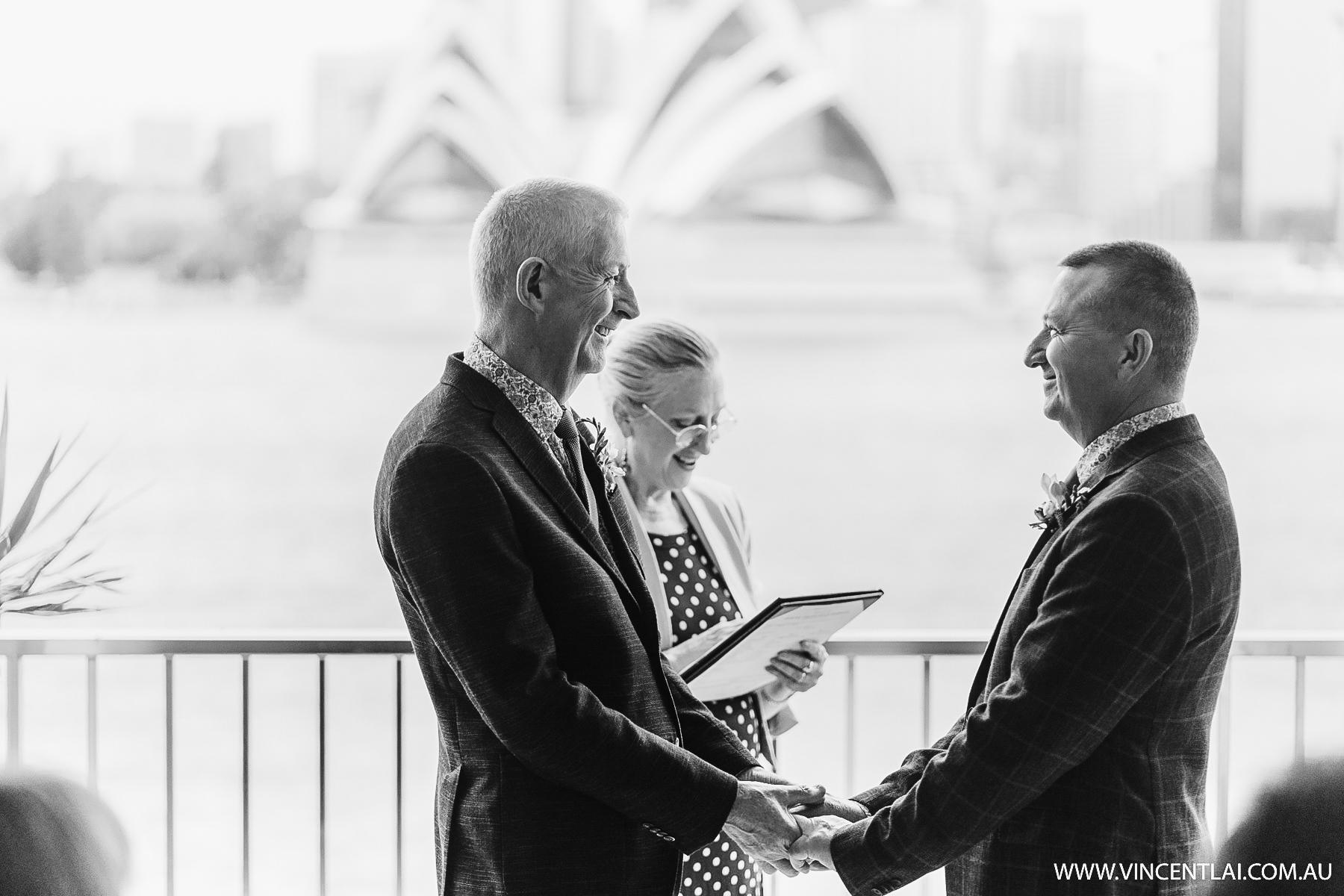 Sydney Same Sex Wedding Photographer