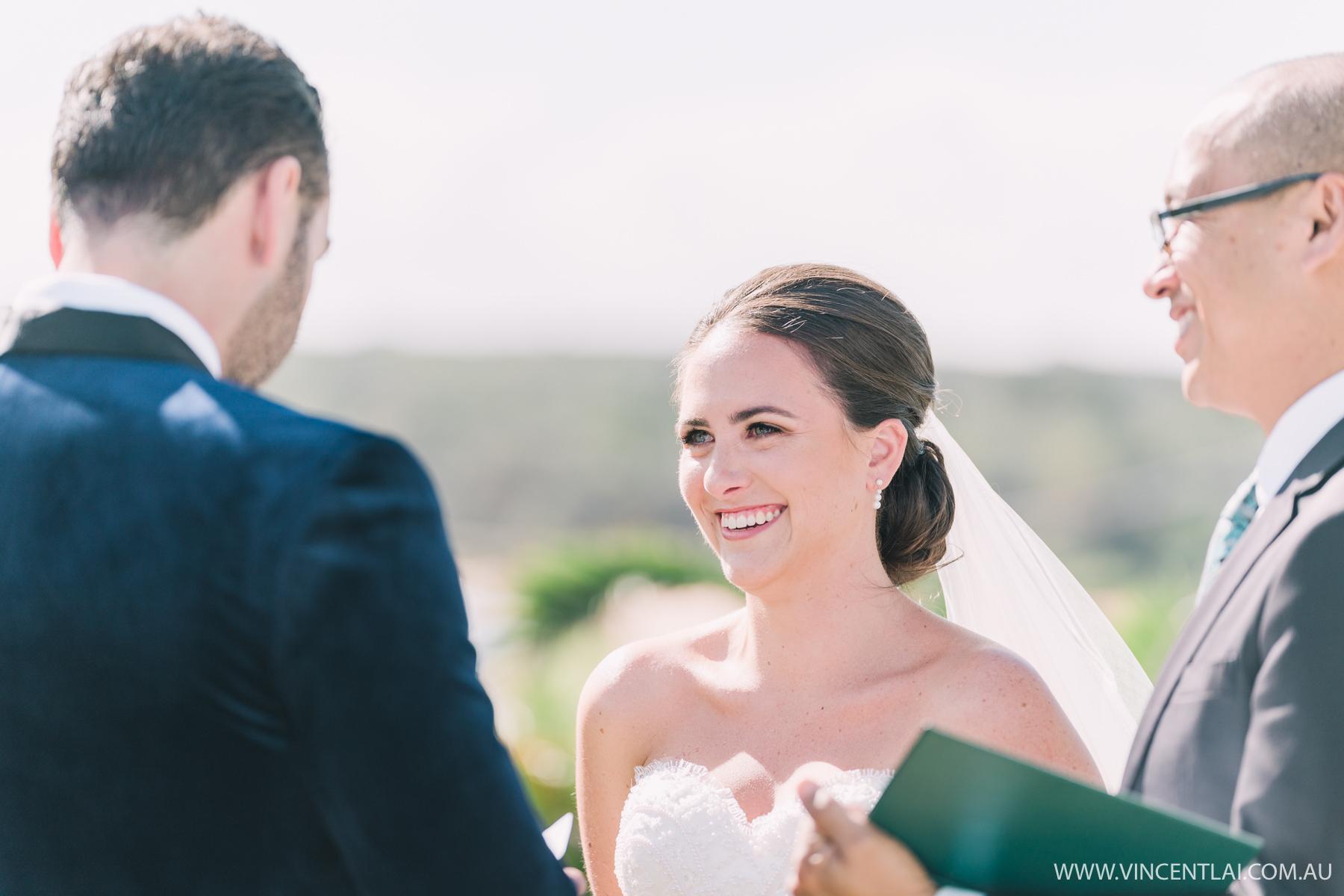 Wedding at Randwick Golf Club