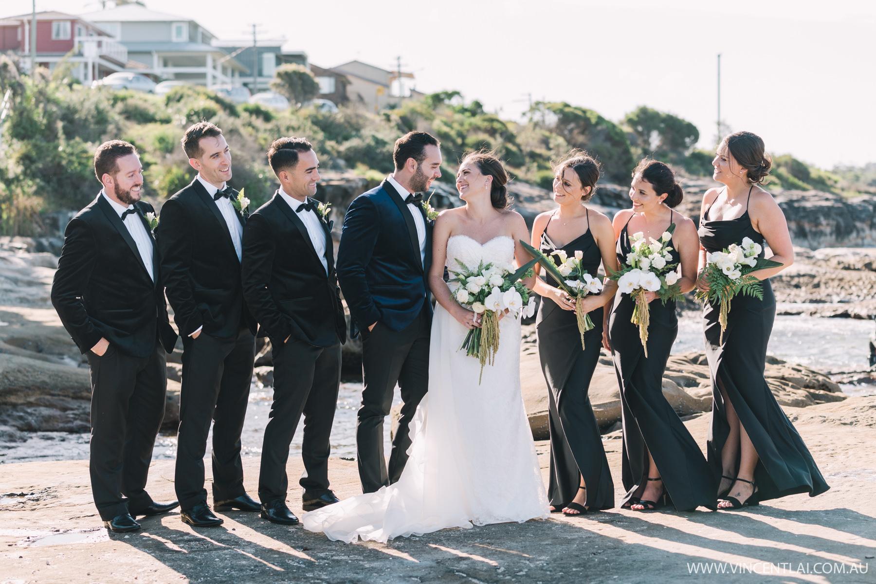 Malabar Rock Pool Wedding Photos