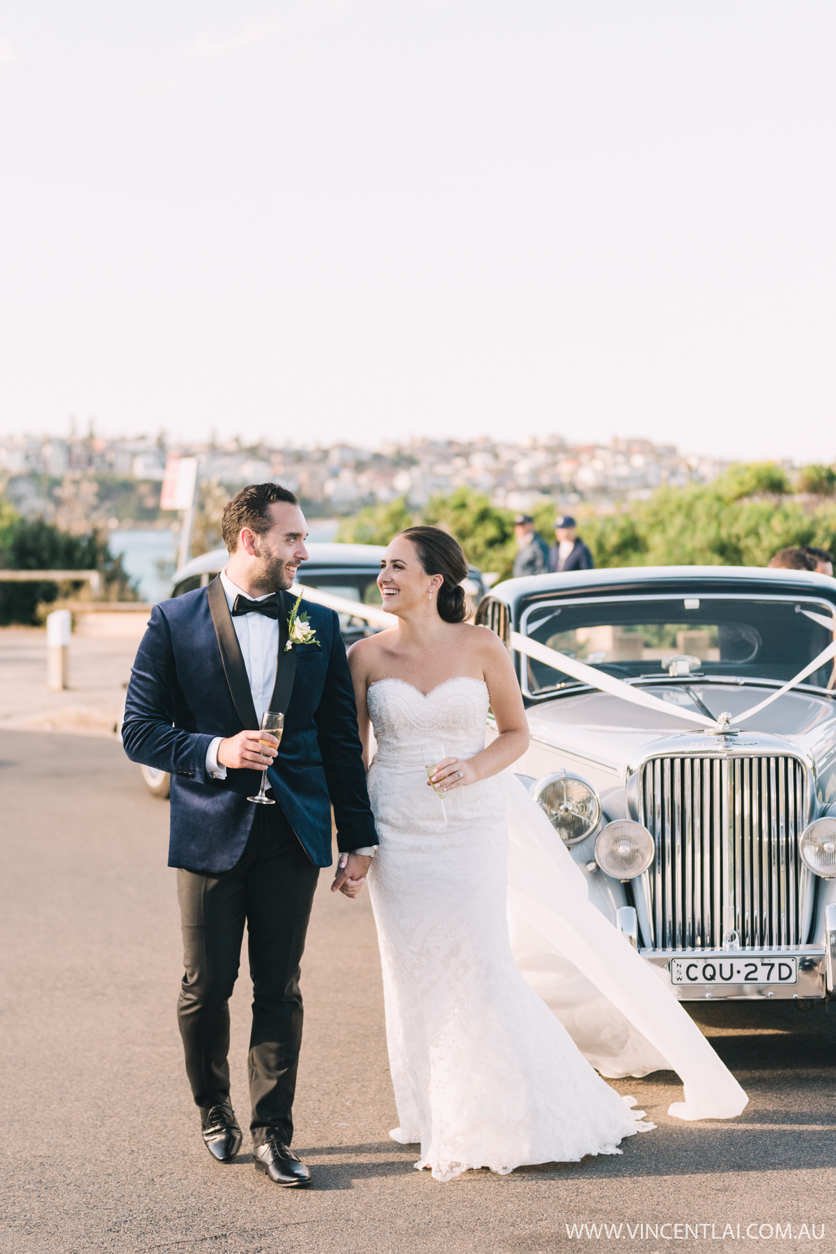 Wedding at Wylie's Baths
