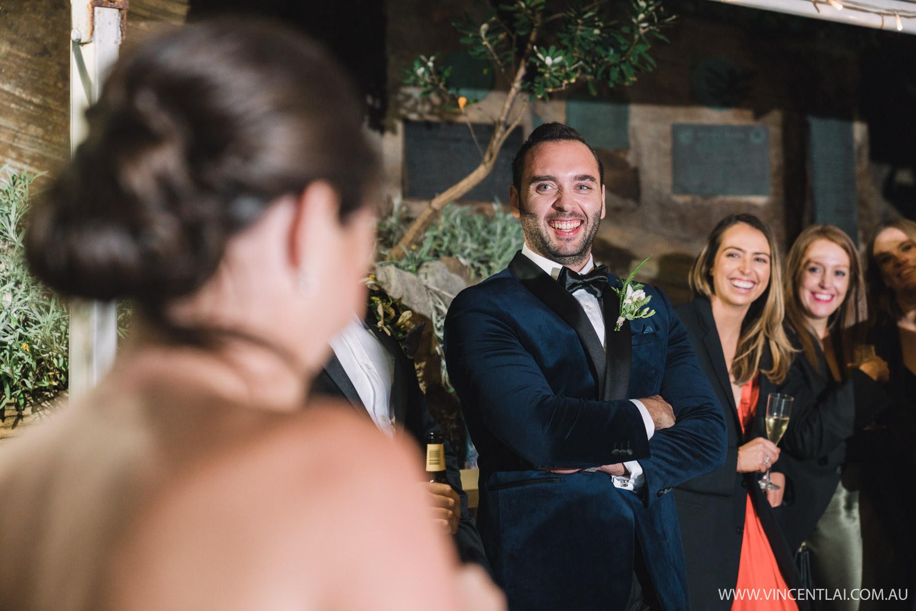Wylie's Baths Wedding Reception
