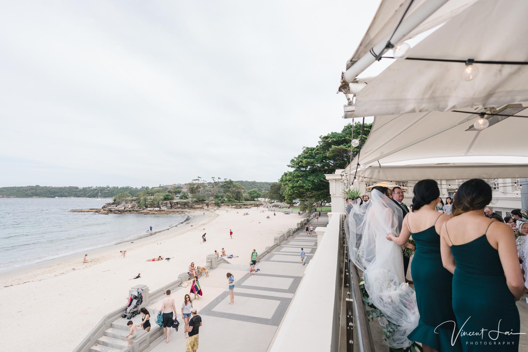 Bathers' Pavilion Louis Terrace