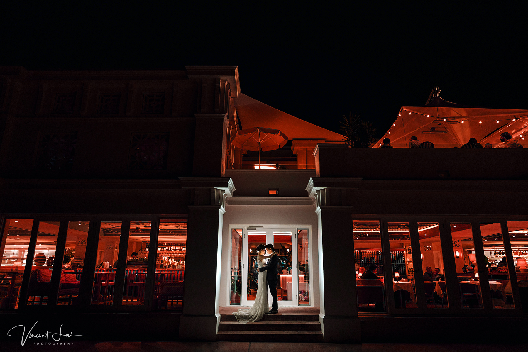 Bathers Pavilion Wedding Photographer Vincent Lai