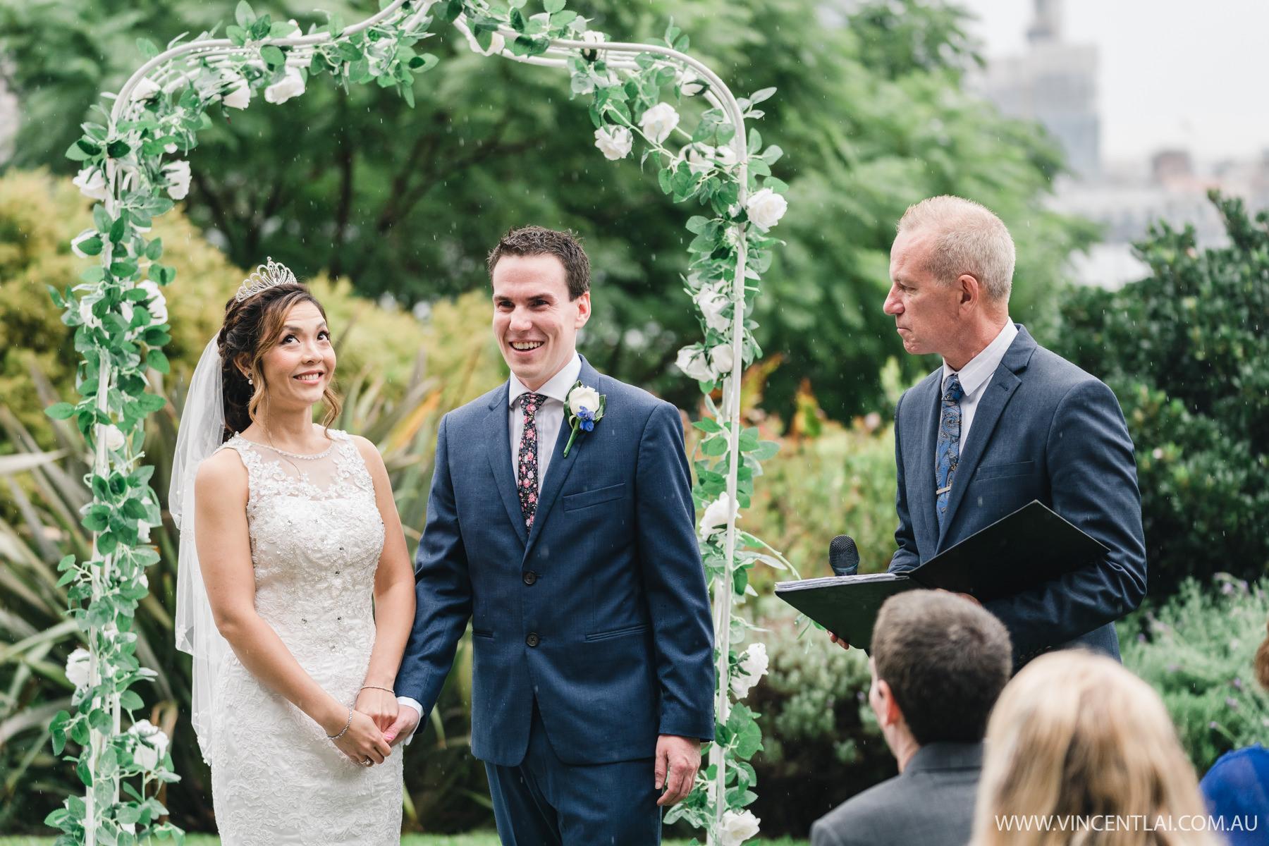 Clark Park Wedding