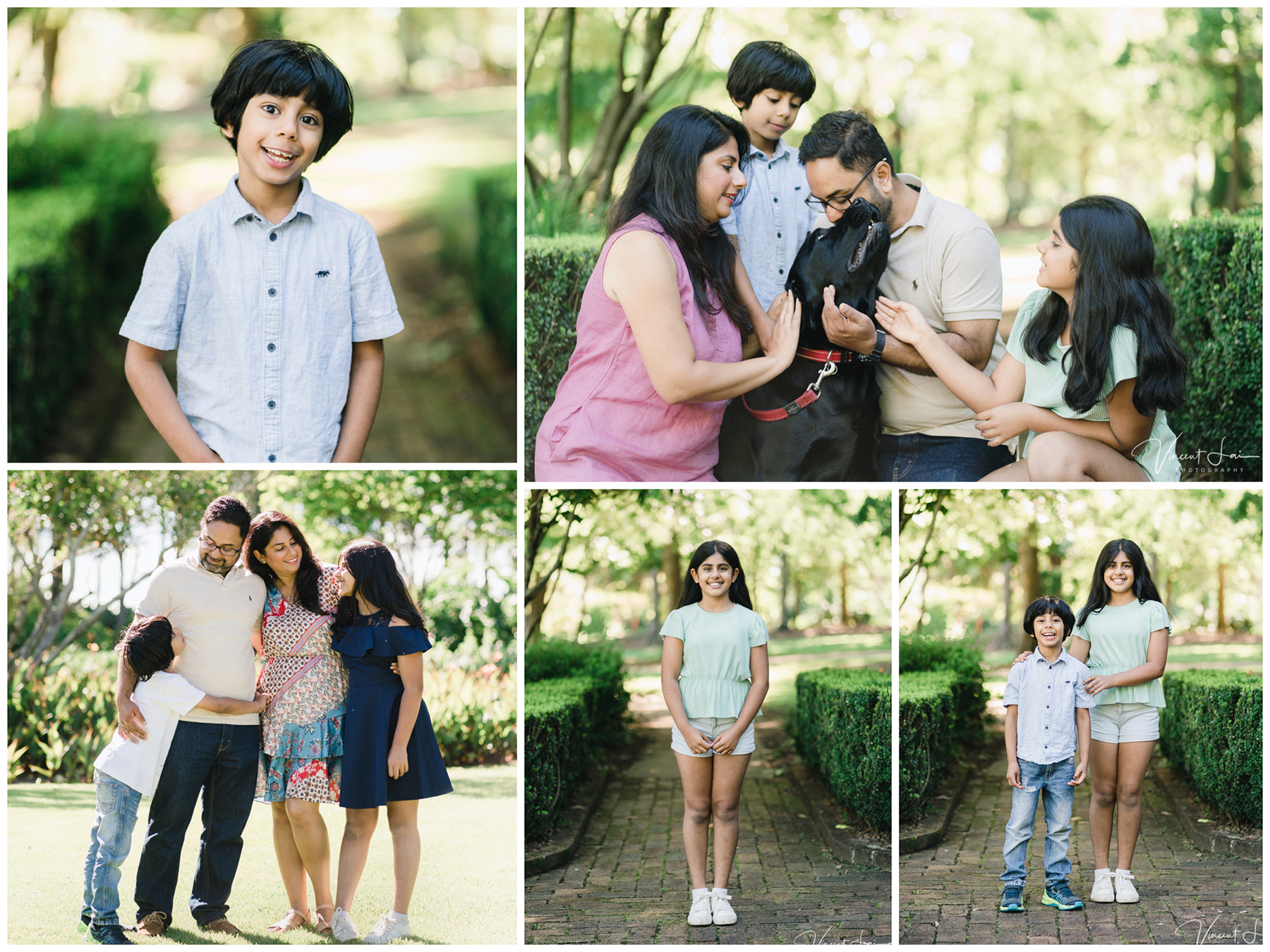 Fagan Park Family Photos