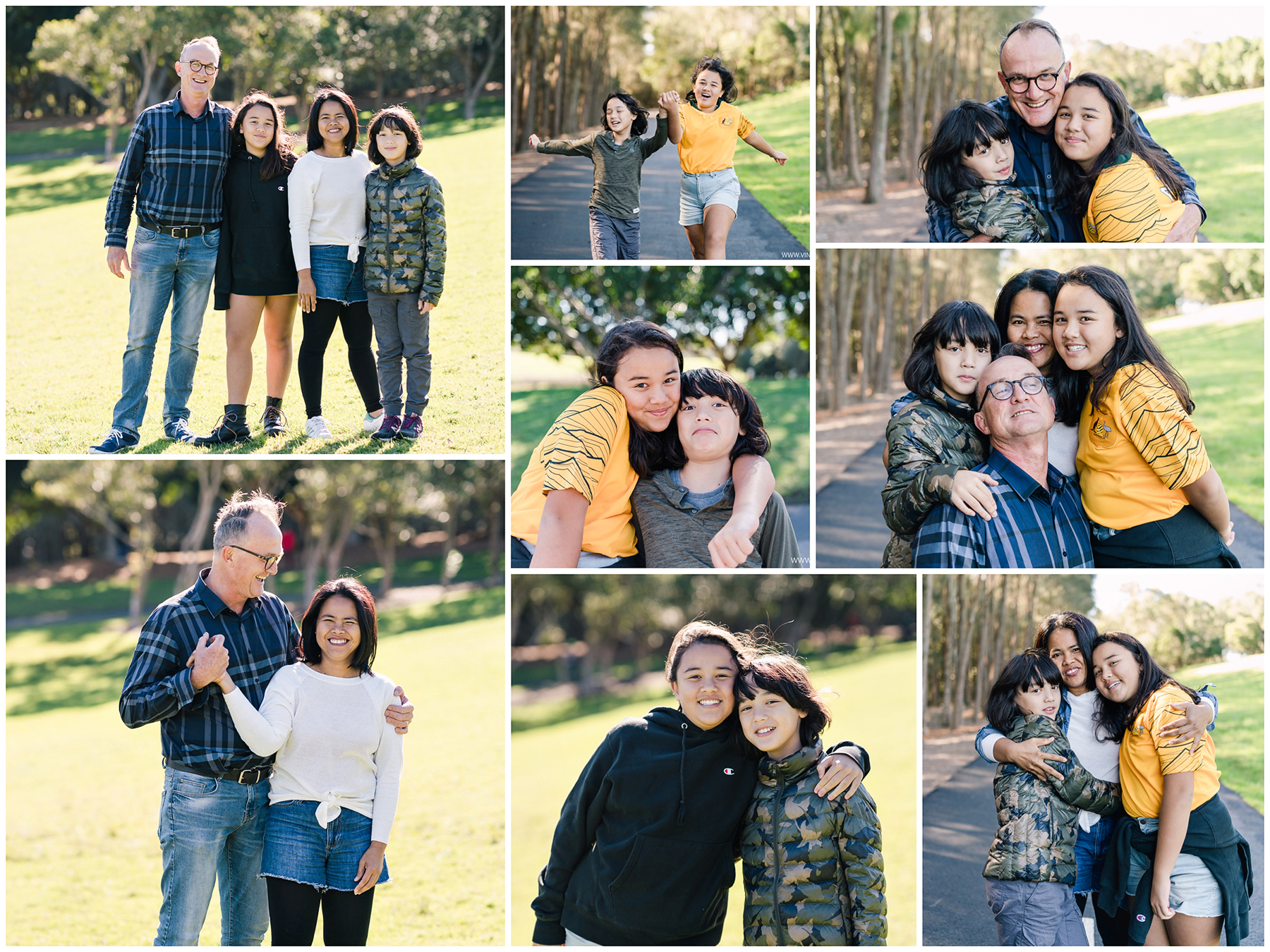 Sydney Outdoor Lifestyle Family Photos