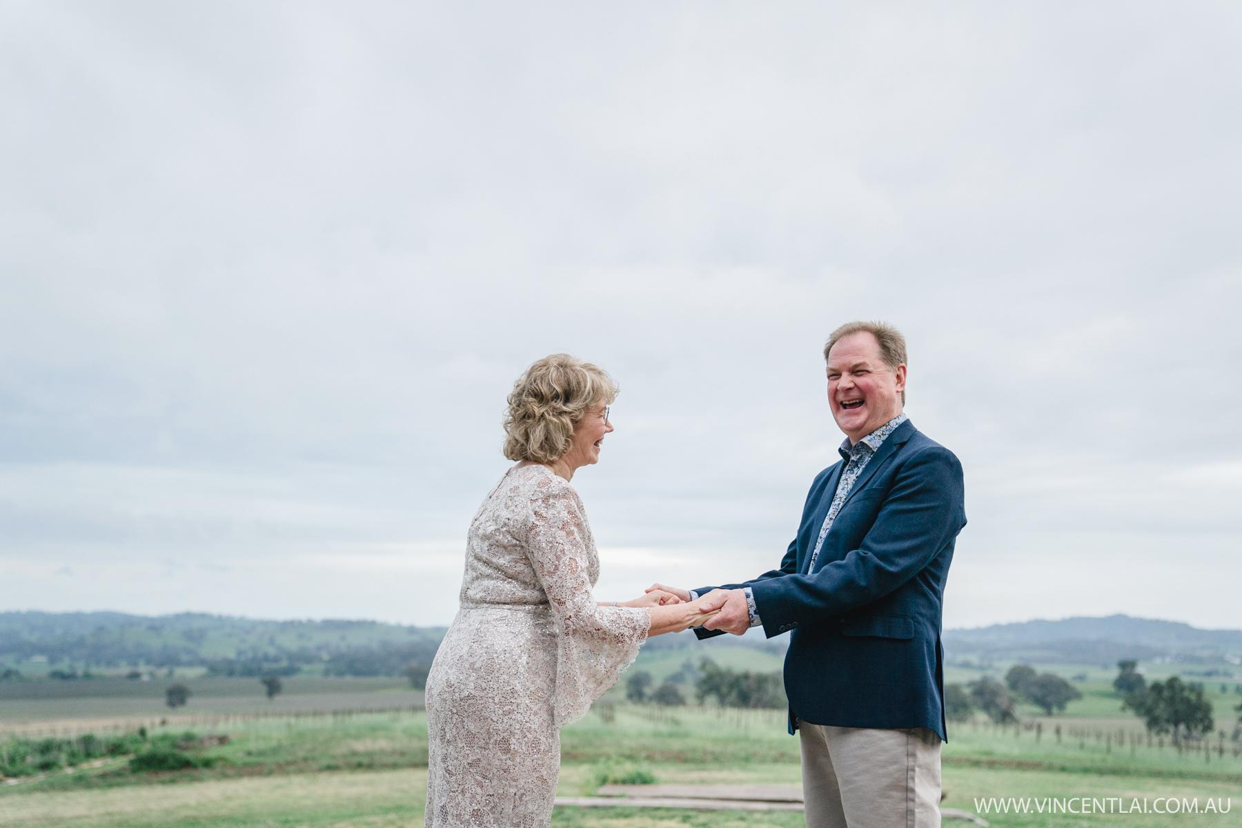Wedding Photographer in Mudgee