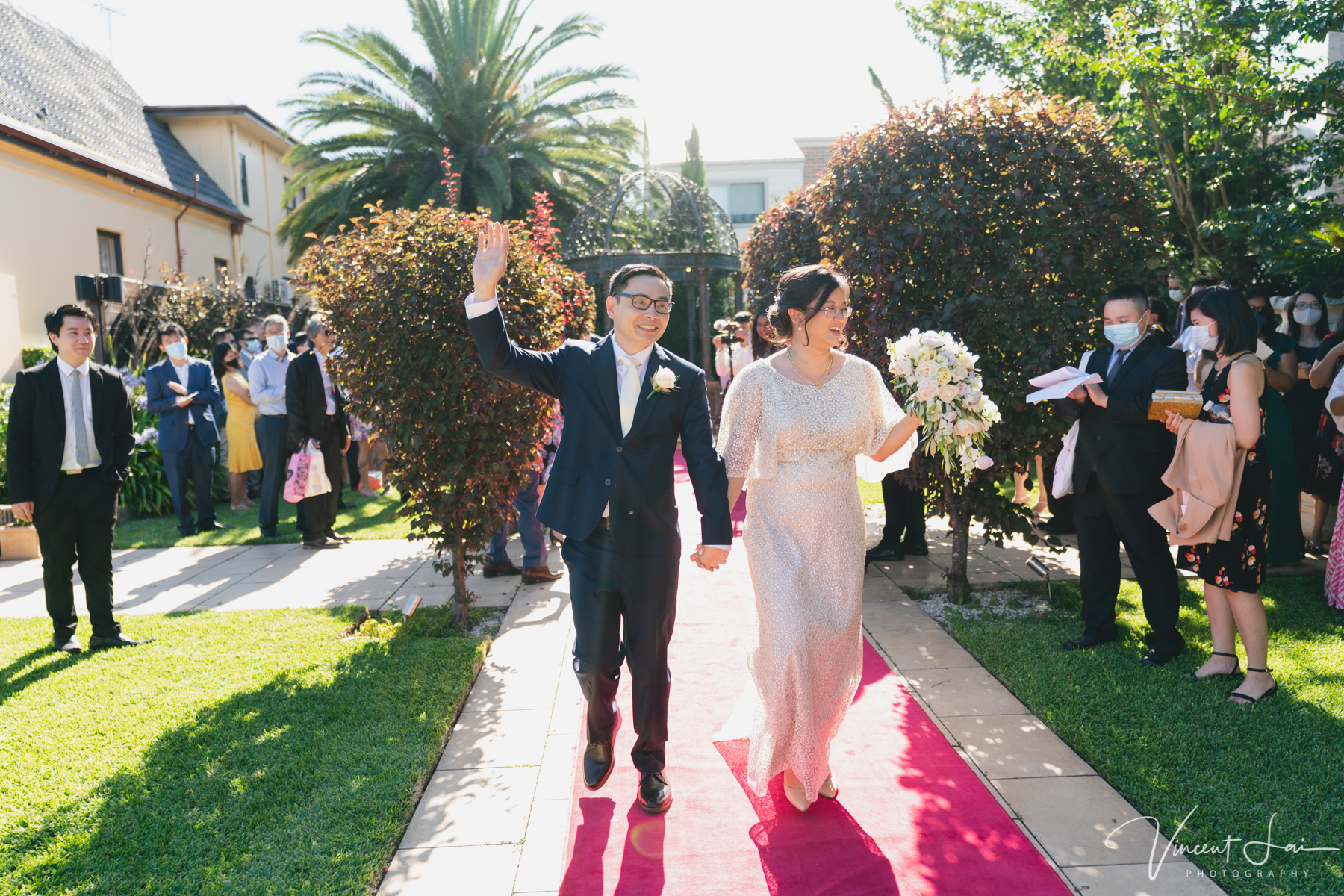 Wedding at Lauriston House Dundas Valley