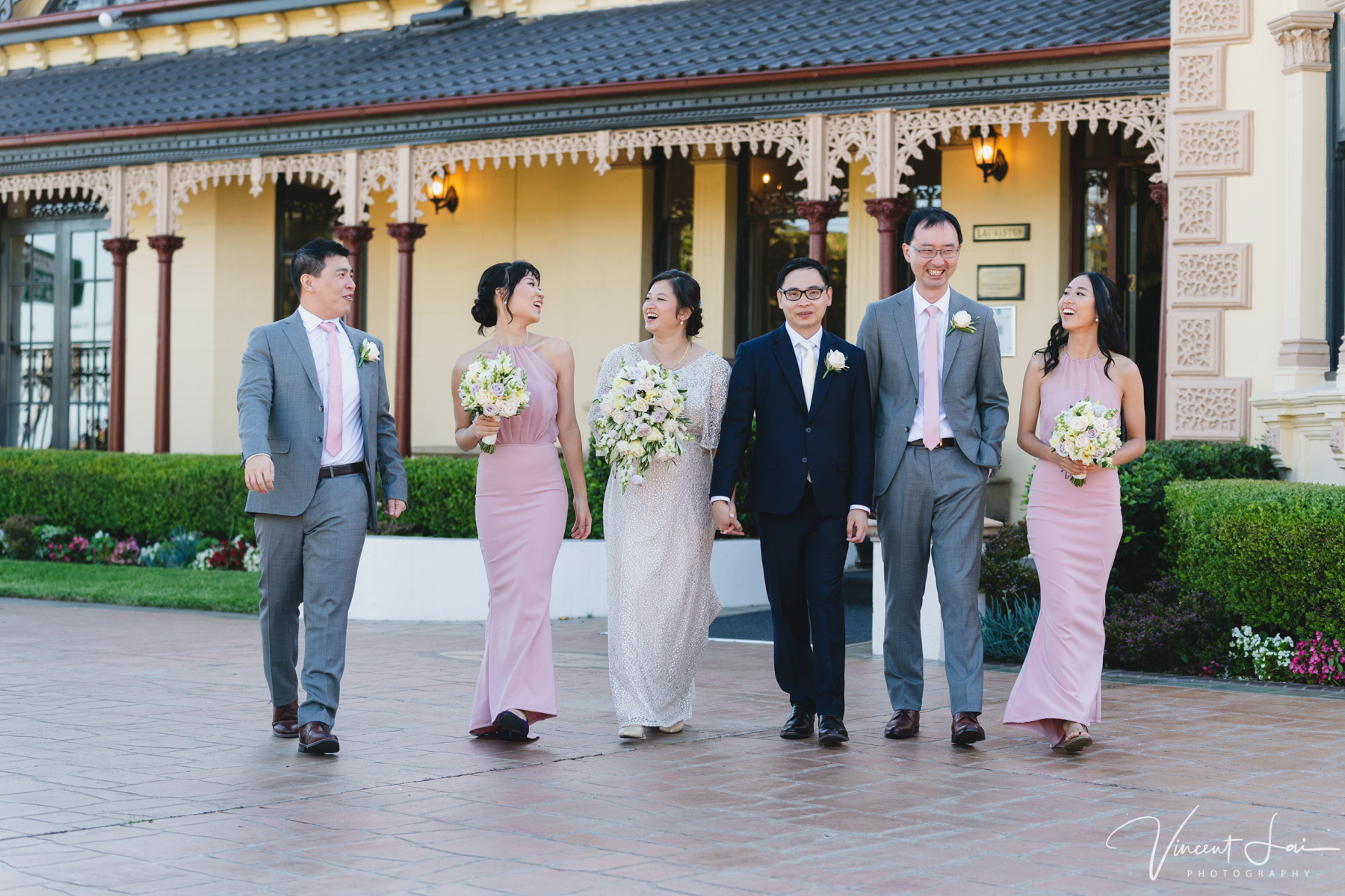 Lauriston House Wedding Photography