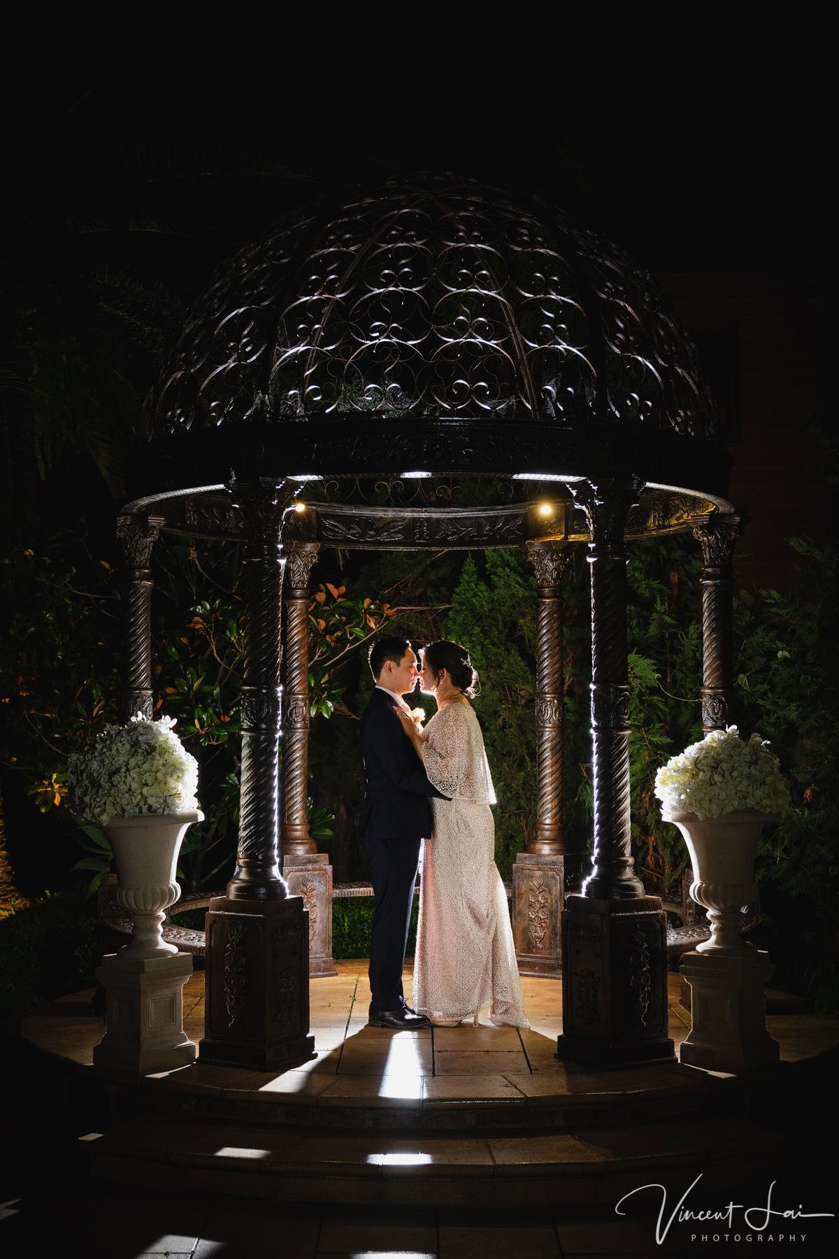 Wedding at Lauriston House Reception