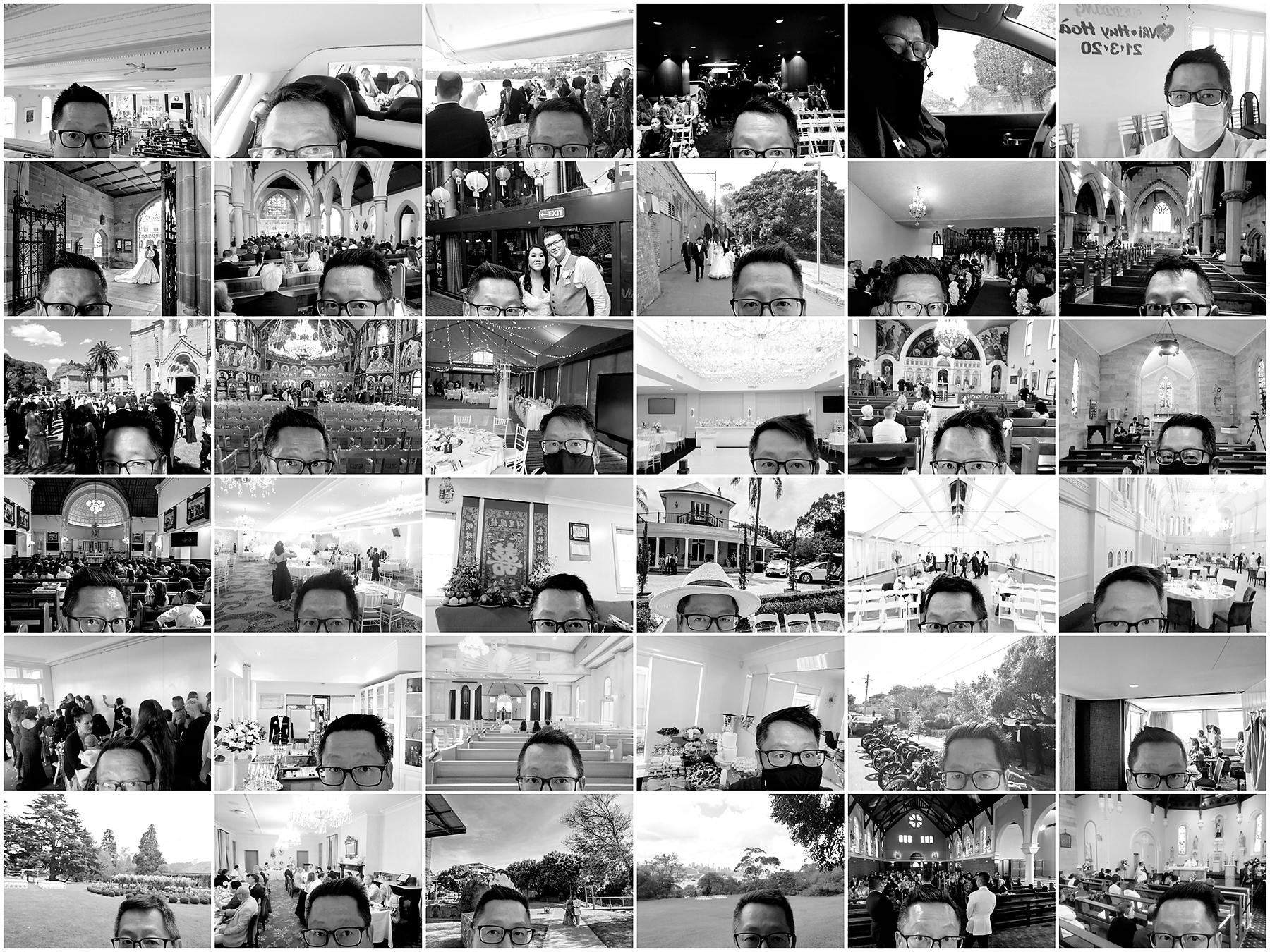 2020 Year in Review: from a photographer's perspective