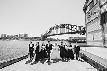 Wedding View by Sydney