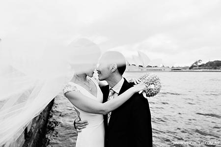 Pier One Sydney Harbour Wedding